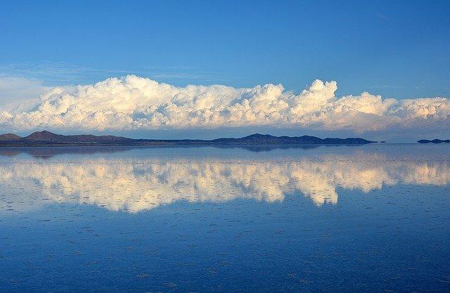 ウユニ塩湖に行きたくなったら世界の図書館についても調べていた